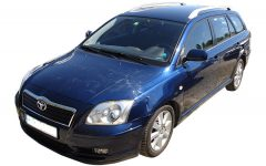 Toyota Avensis SW (or similar)